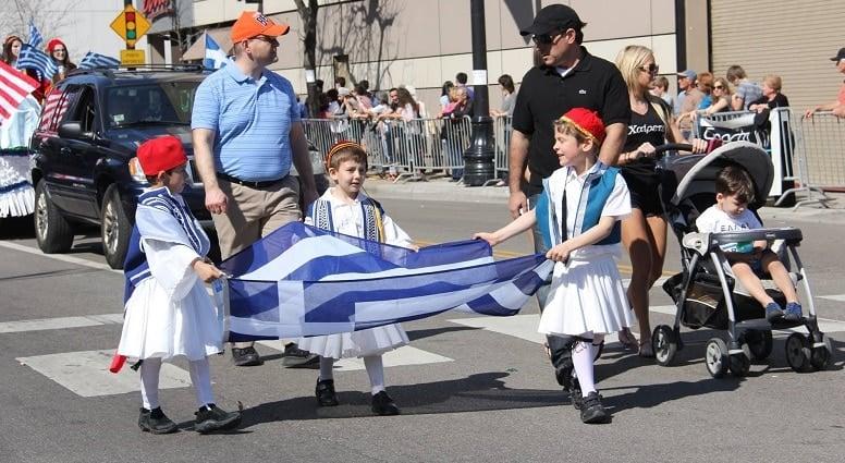 Growing Up Greek-American