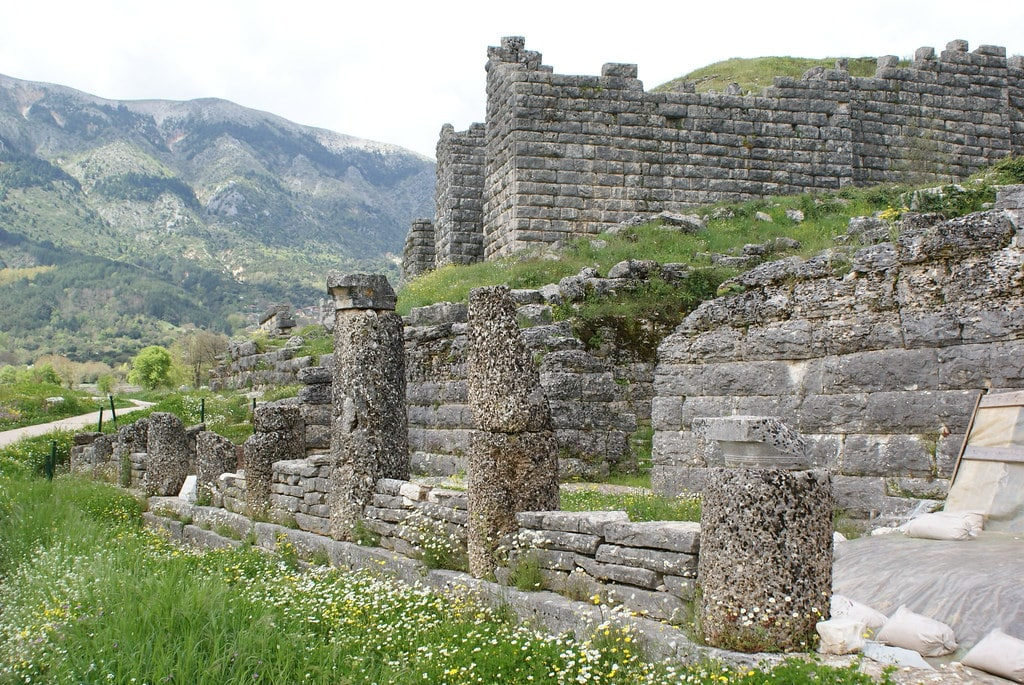 Ancient Ruins of Dodoni, Ioannina