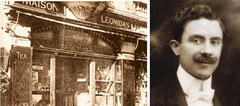 Leonidas Kestekides leonidas chocolates