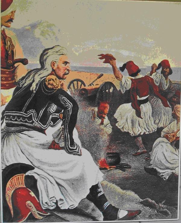 kolokotronis greek war of independence