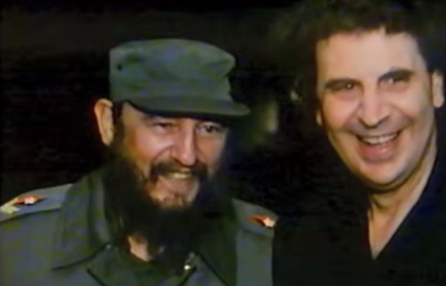 Castro and Theodorakis
