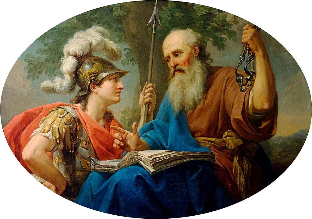 gossip ancient greece