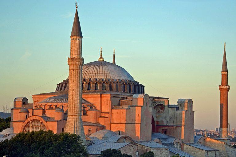 What Lies Hidden Under Hagia Sophia?