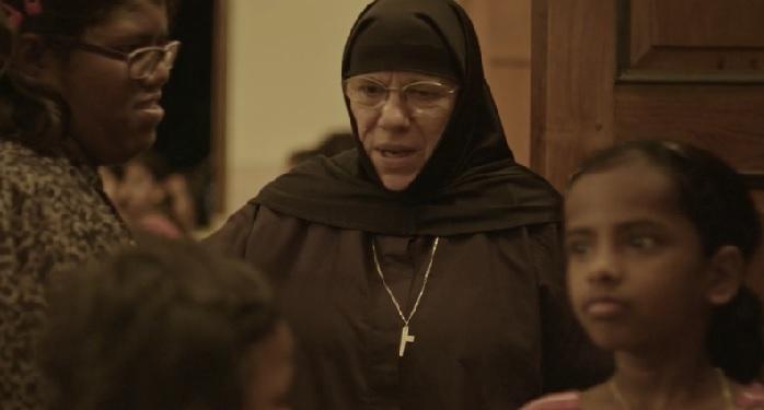 Sister Nektaria Greek in Kolkata