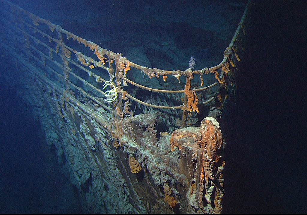 Greeks titanic