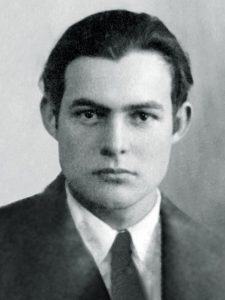 Hemingway Greek