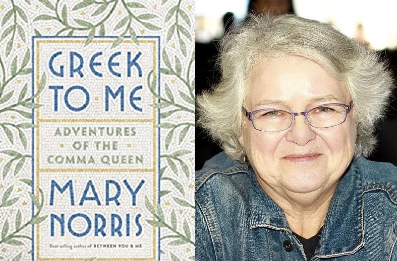 Greek language Mary Norris