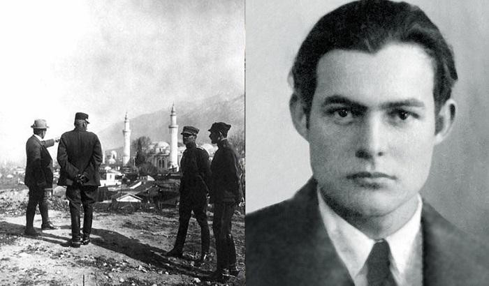 Ernest Hemingway Greek