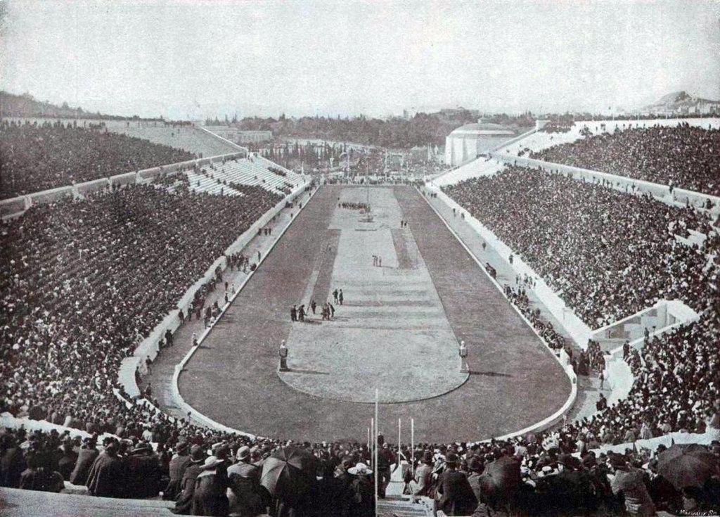 First olympics greece olympic games