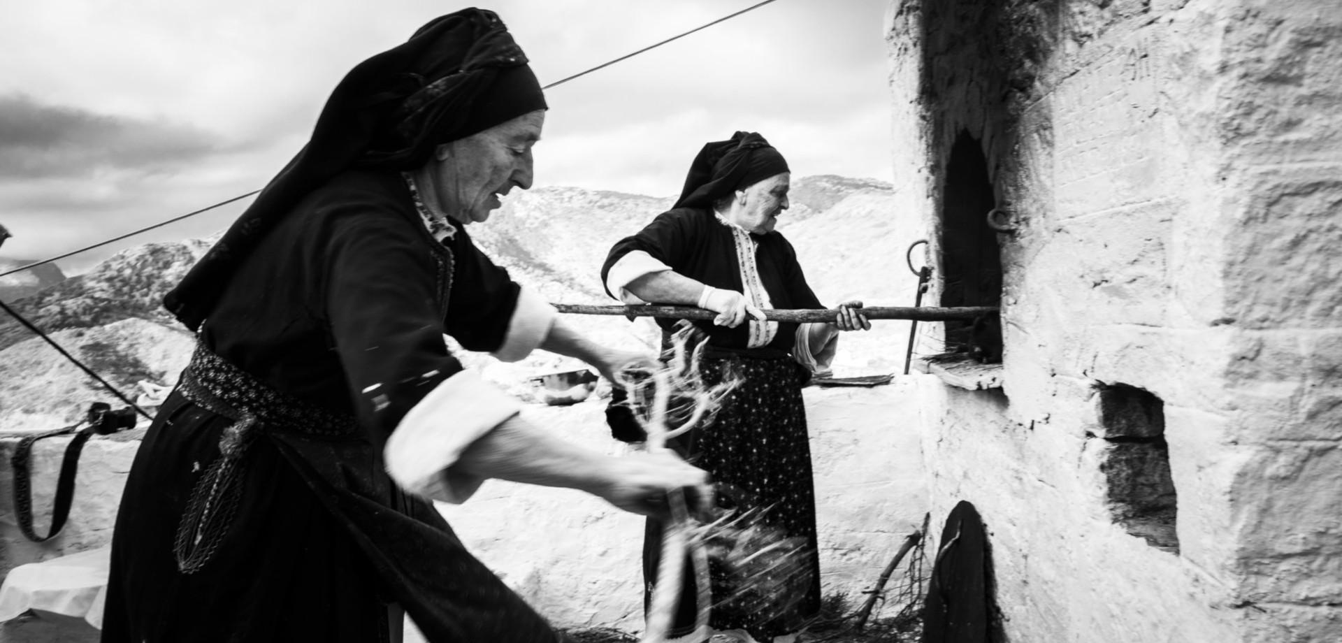 Karpathos women dominate