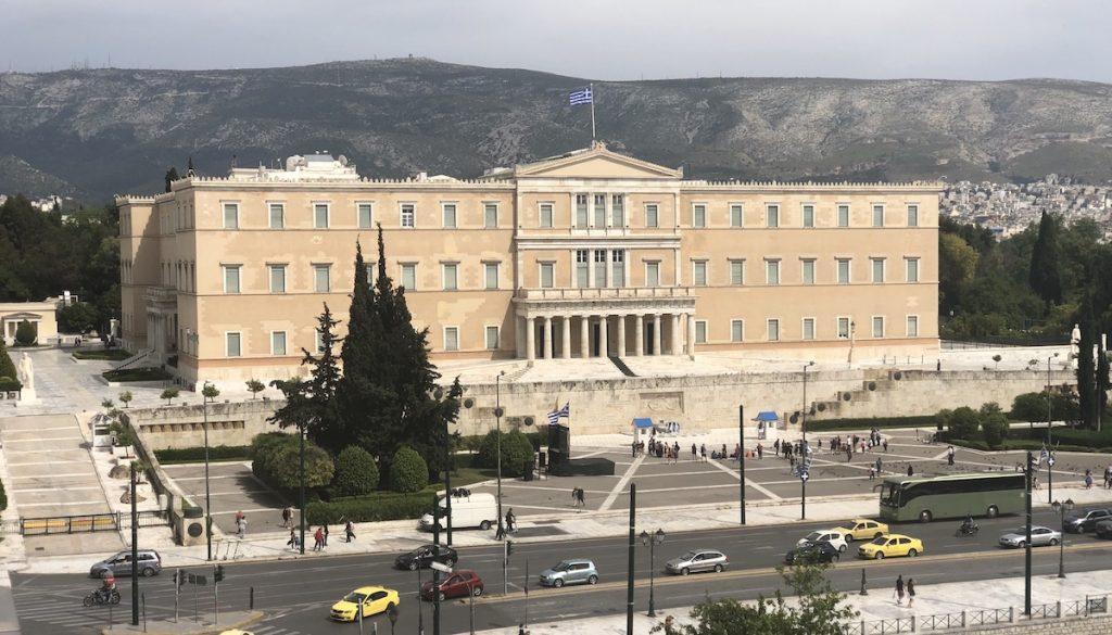 Freedom of press greece