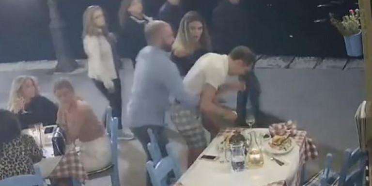 Greek restaurateur award