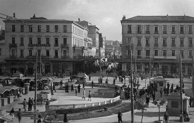 Omonia 1930s