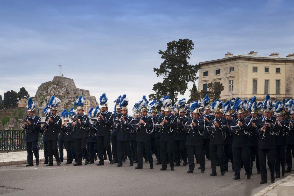 μουσικό συγκρότημα Κέρκυρας