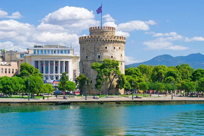 Thessaloniki Among Handful of European Cities to Enforce Innovative CO2 Reduction Plan