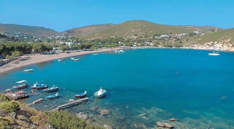 Patmos Greece