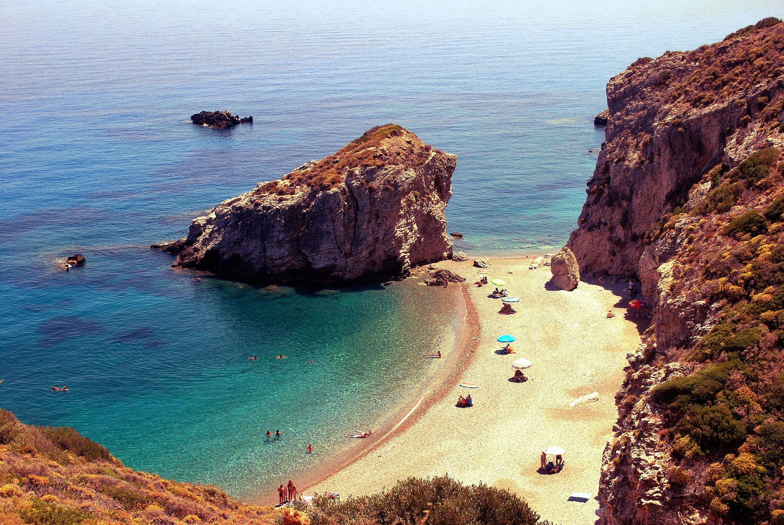 Kythera greek island