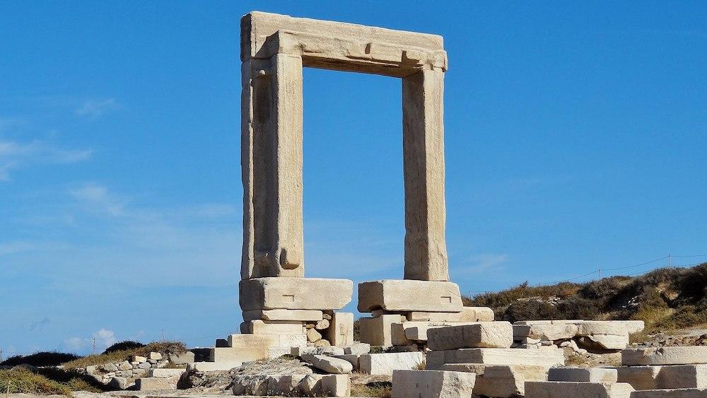 naxos greek island