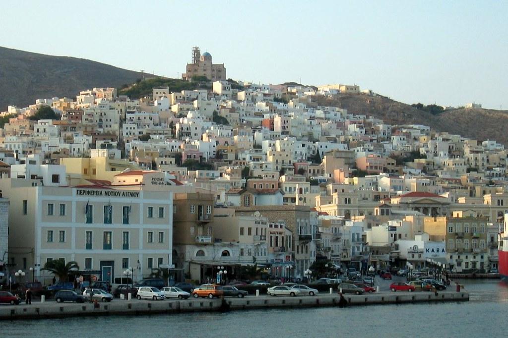 Ελλάδα - Ερμόπολη, Σύρος
