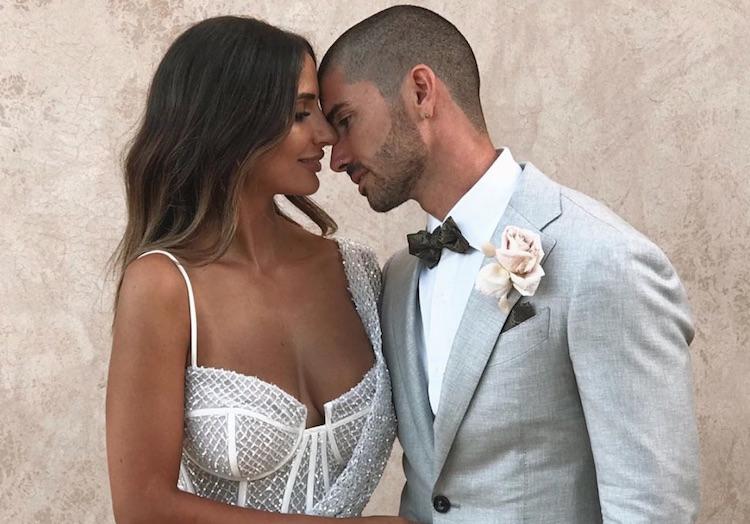 Thessy Kouzoukas wedding