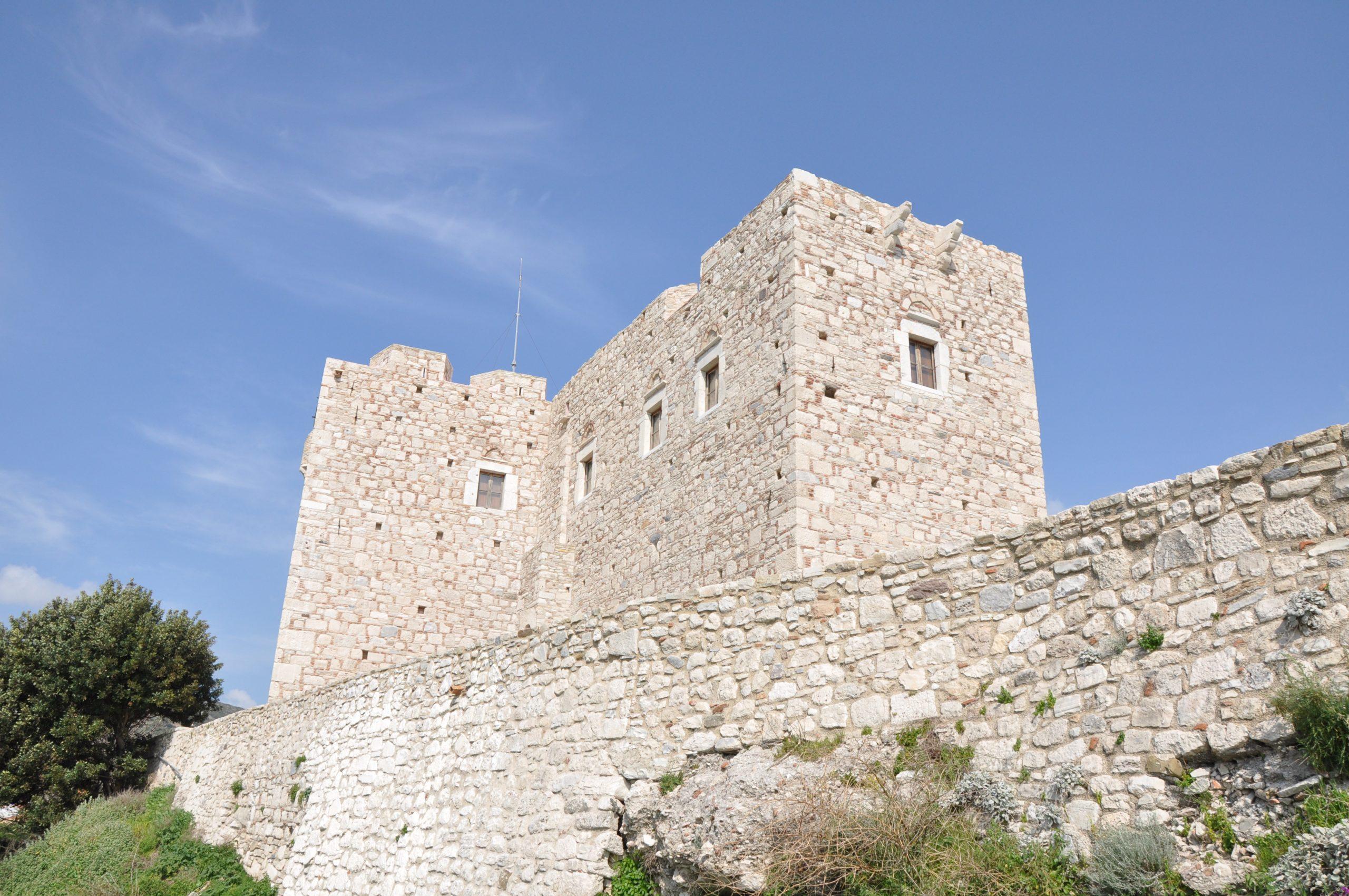 The Castle of Lykourgos Logothetis island of Samos