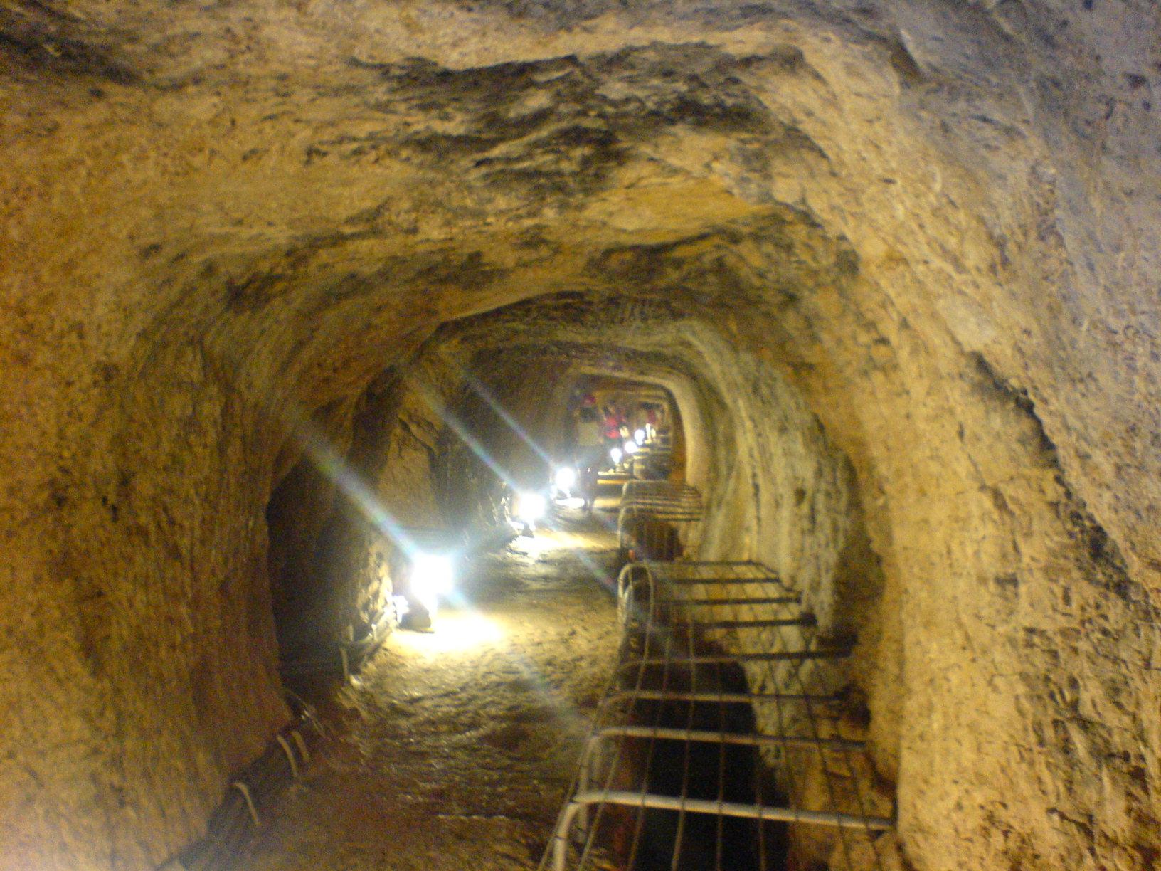 The Tunnel of Eupalinos