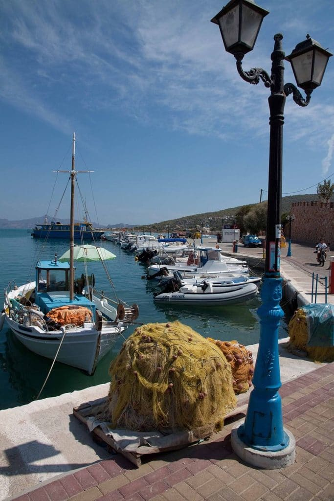 agistri greek islands