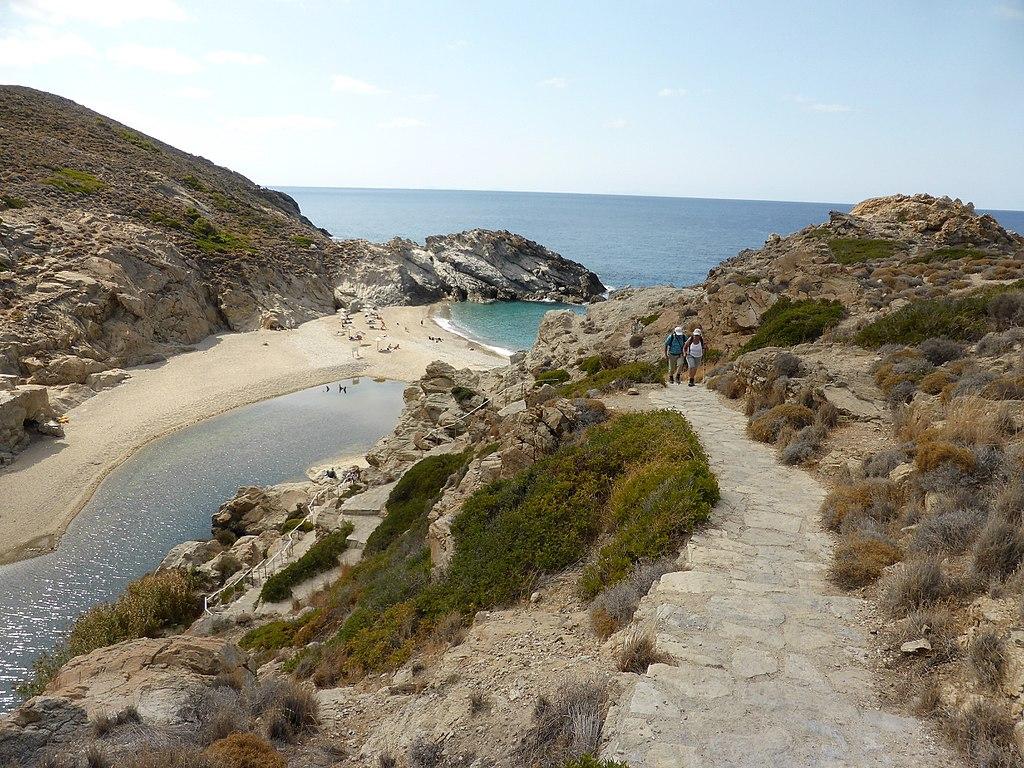 Ikaria greek island