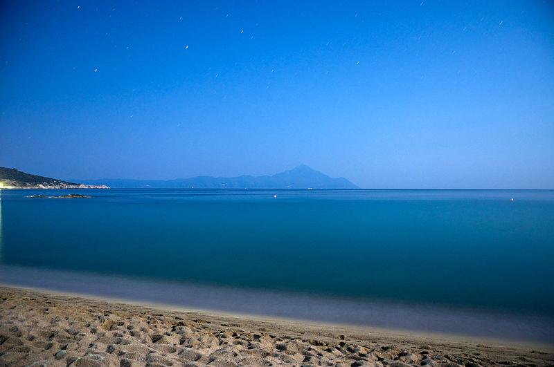 Sarti in Halkidiki Mount Athos