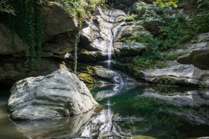 Calypso's canyon greece