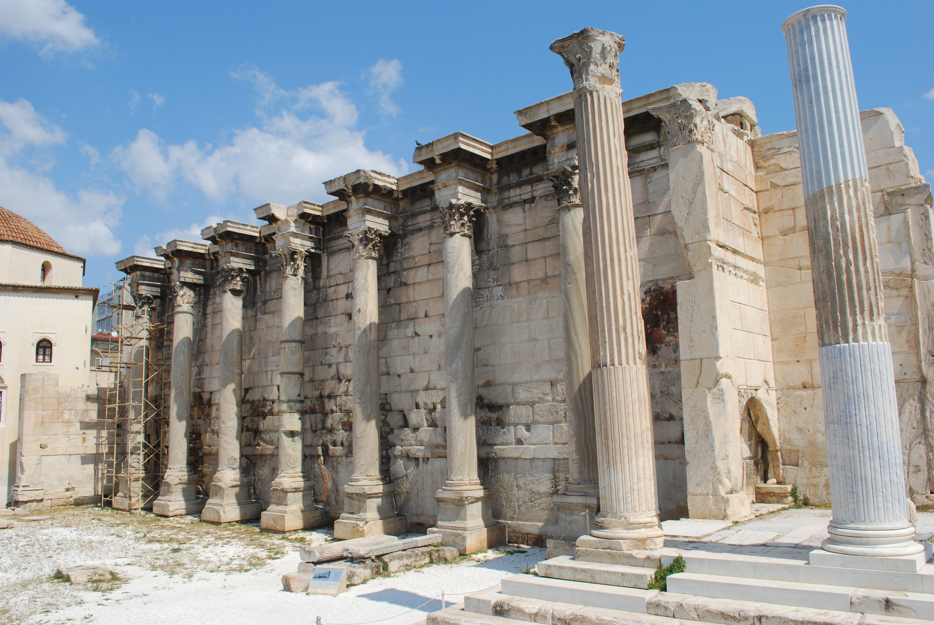 monastiraki athens history