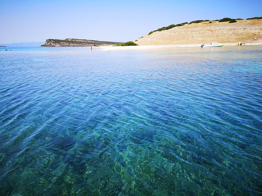 best scuba diving Greece