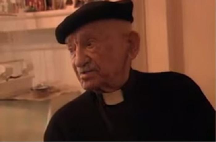 Greek priest Canada