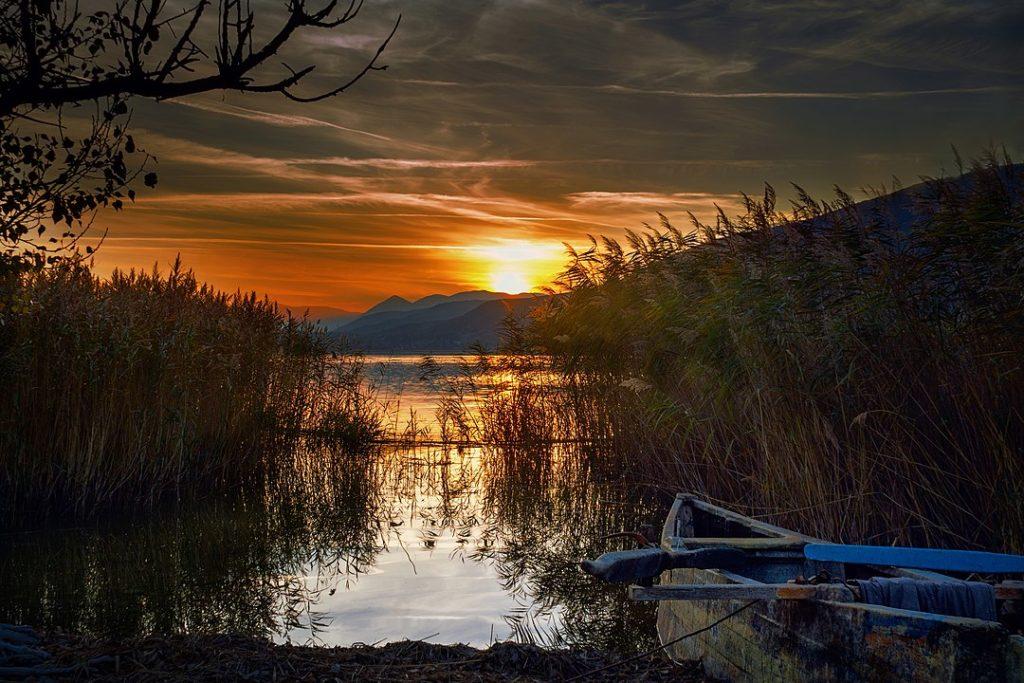Greece lakes