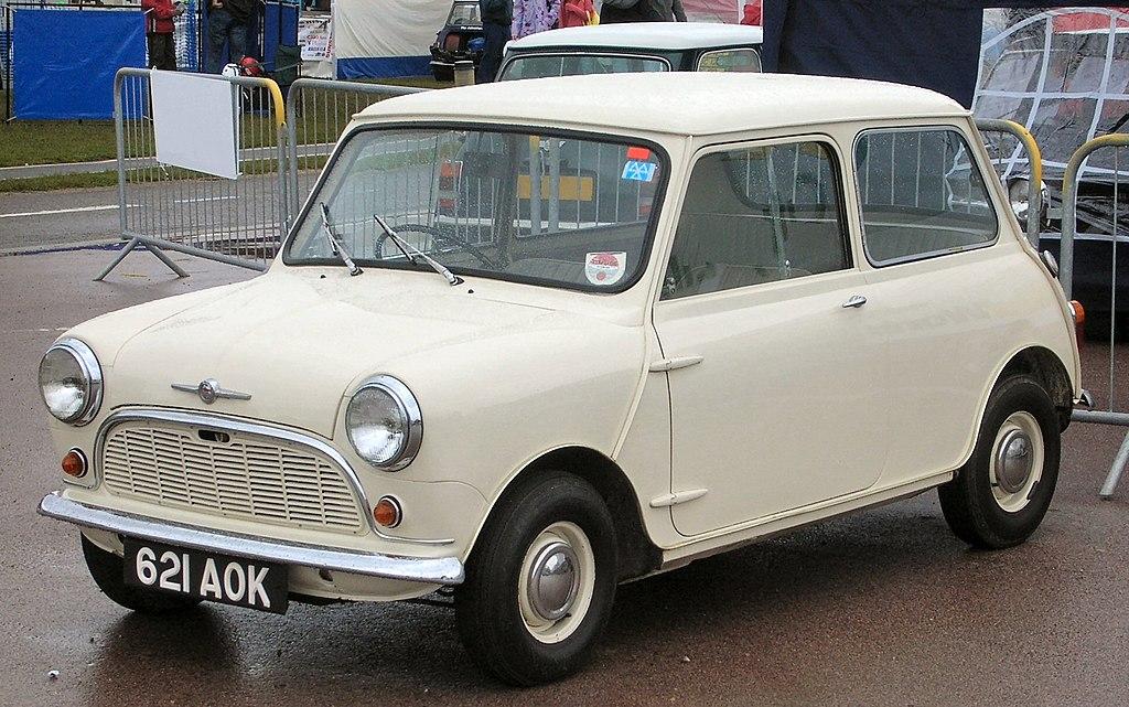 Mini car Greek designer