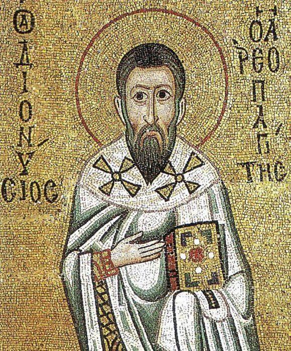 Dionysius Areopagite