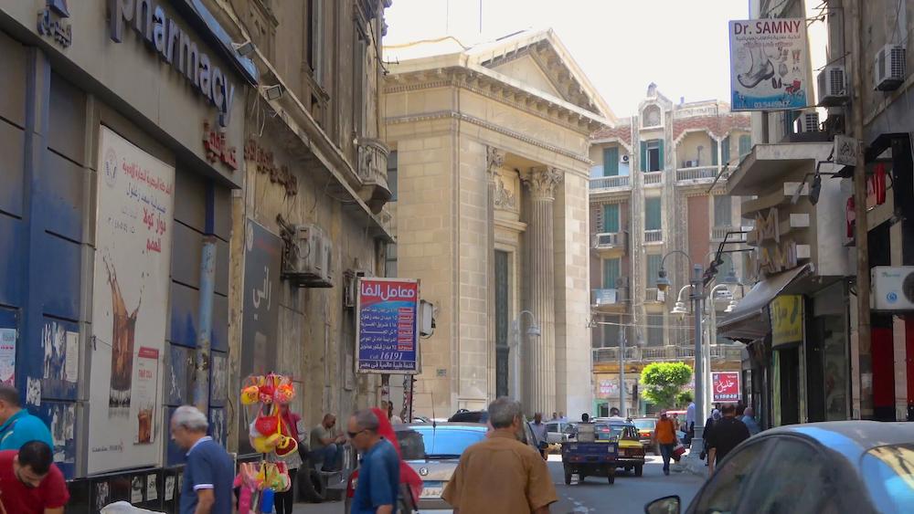 Greeks Alexandria