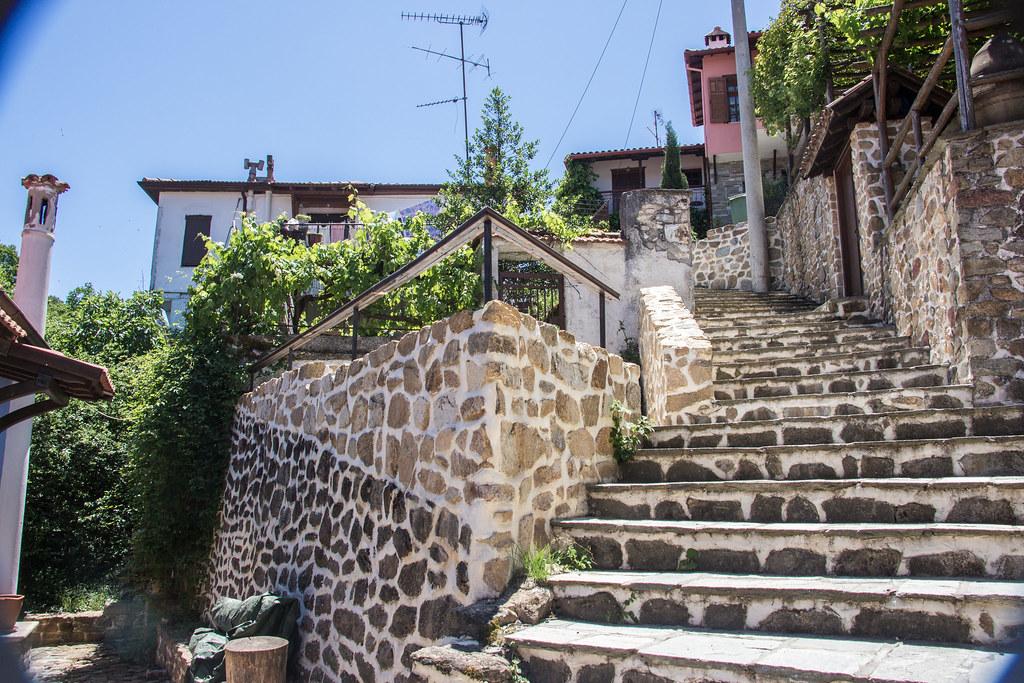 Αρναία, Χαλκιδική.  Ελλάδα