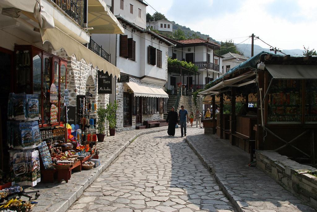 Μακρινίτσα, Ελλάδα