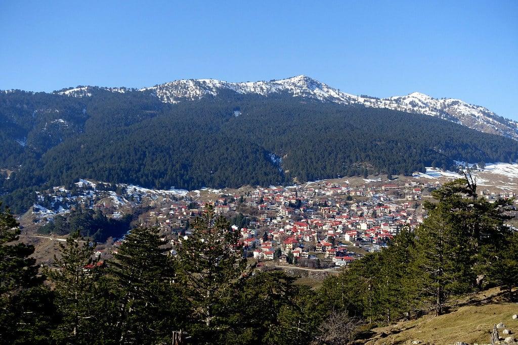 Samarina, Grevena, Greece.