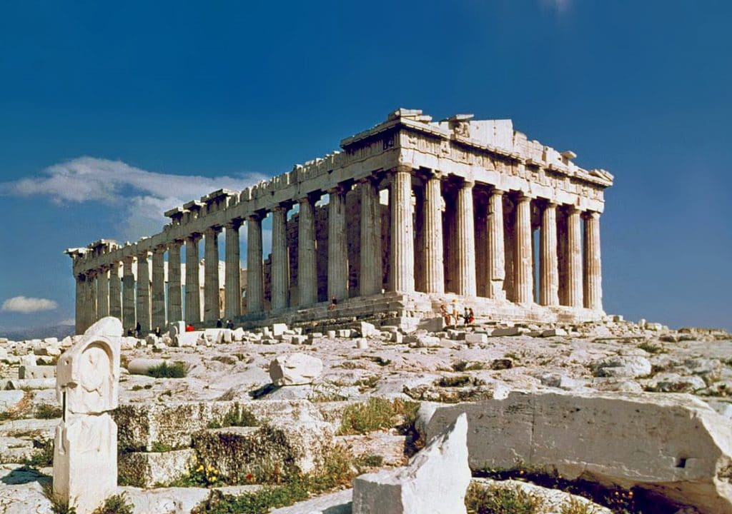 The Pathernon Greek Mystery