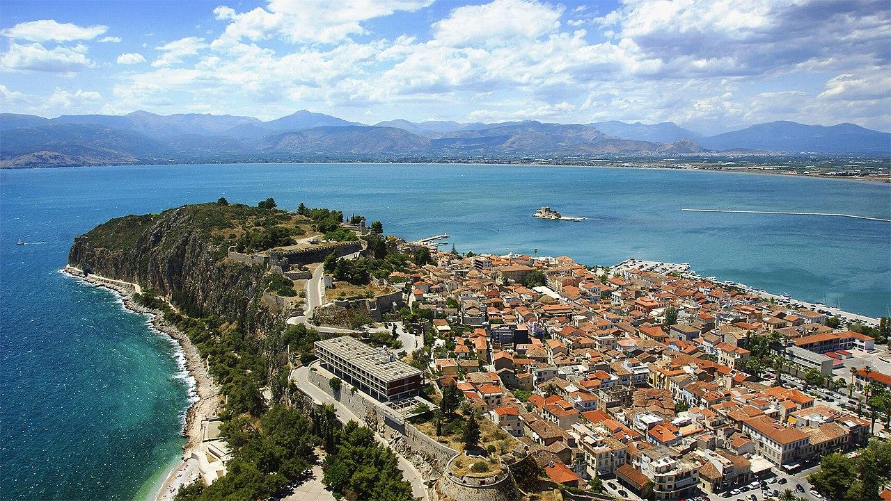 Argolis Peloponnese greece