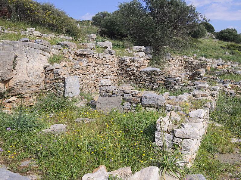 Thorikos ancient Greece