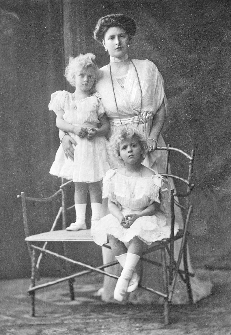 Madre Principe Filippo di Grecia