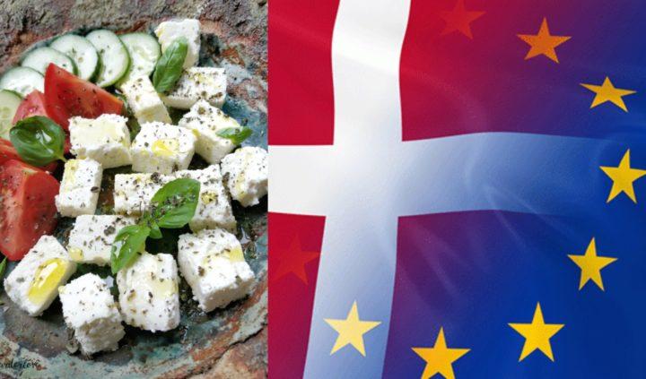 "European Commission Sues Denmark for Marketing Danish Cheese as ""Feta"""
