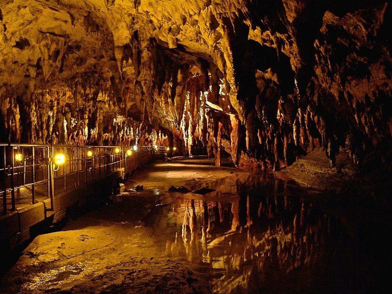 Exploring the Magical River Cave of Maara in Drama, Greece