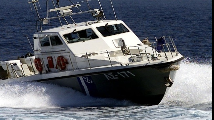Greek, Turkish vessels collide
