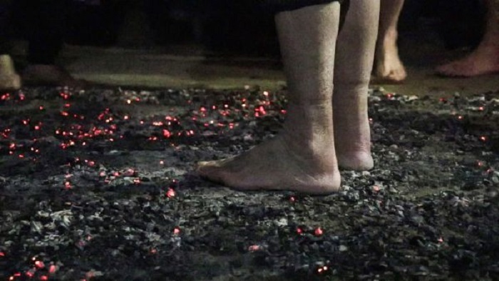"""The Barefoot Fire-Walking Ritual of """"Anastenaria"""" Lives On ..."""