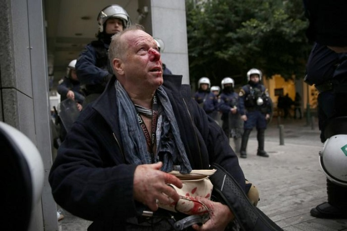 Greece Condemns Fascist Attack Against Journalist in Athens