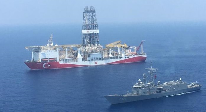 Cyprus Denounces Turkey as a Pirate State Over Illegal Drilling